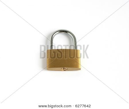 Locked Closed Padlock