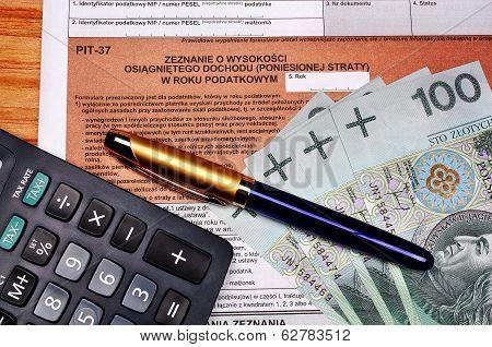 Polish Individual Tax