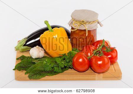 Vegetables Canning