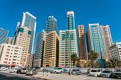 stock photo of emirates  - SHARJAH UAE  - JPG