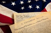 stock photo of preamble  - United States - JPG