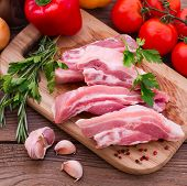 stock photo of veal meat  - Food - JPG