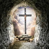 pic of golgotha  - Way to Golgotha - JPG