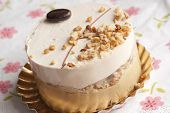 pic of torte  - Delicious coffee and amaretto torte  - JPG