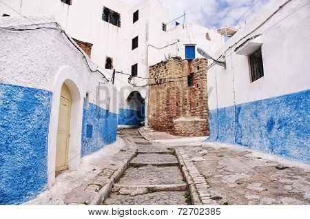 Kasbah of Udayas in Rabat