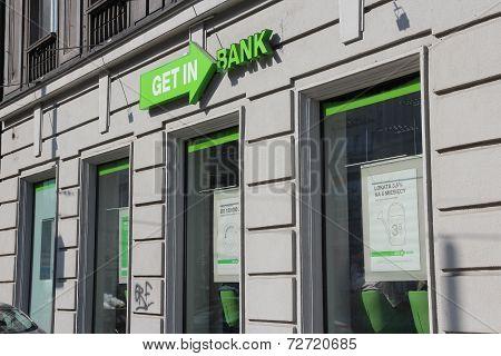 Getin Bank, Poland