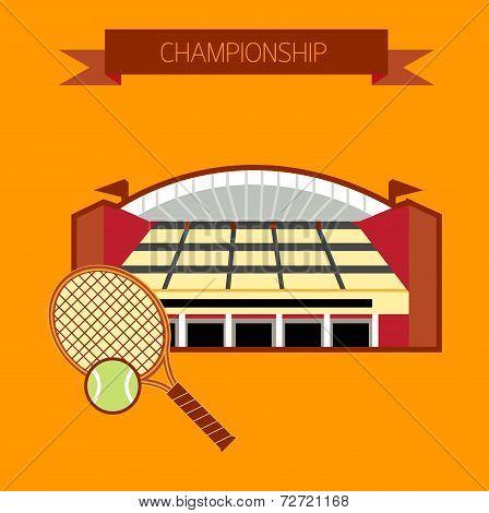 Championship Tennis Stadium