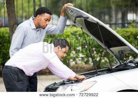 Engine Breakdown Repair