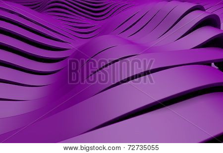 purple plastic stripes background