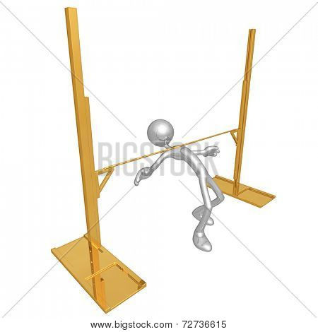 Pole Vault Bar Limbo