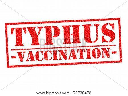 Typhus Vaccination