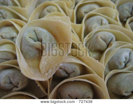 Food - That Chinese Dumpling Or Wanton That Stood Out