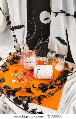 Chewy Halloween Sweets