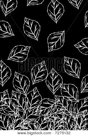 leaves background