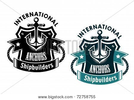 Marine international shipbuilders banner