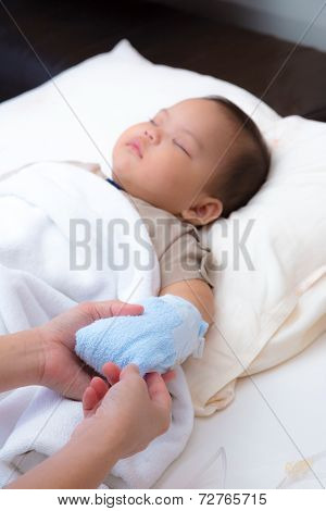 Caring For Sick Baby