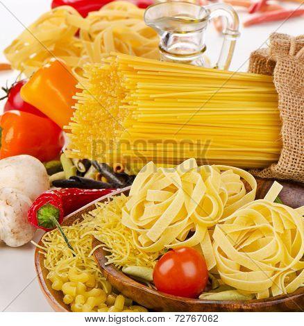 Italian Pasta.