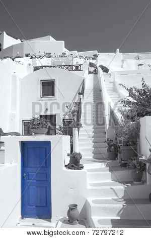 Houses of Santorini