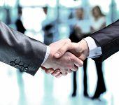 stock photo of partnership  - Close - JPG
