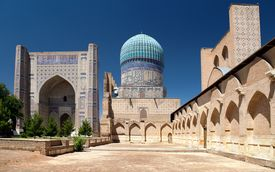picture of mosk  - View from Bibi - JPG