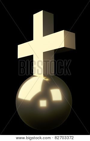 Ball And Cross