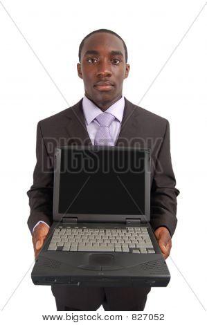 Laptop Presentation