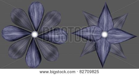 Texture - Stone Flowers