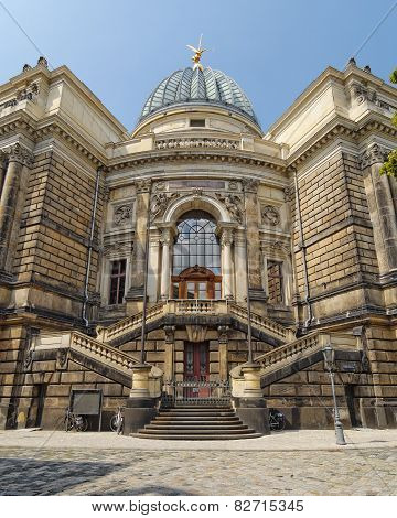 Dresden Academy of Arts, Saxony Germany