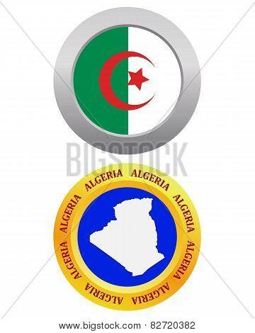 Button As A Symbol  Algeria