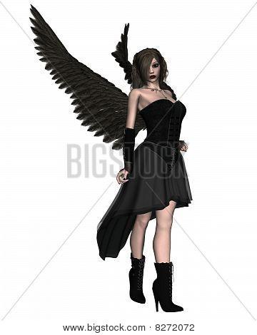 Gothic Angel - 1