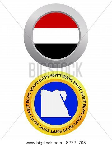 Button As A Symbol Egypt