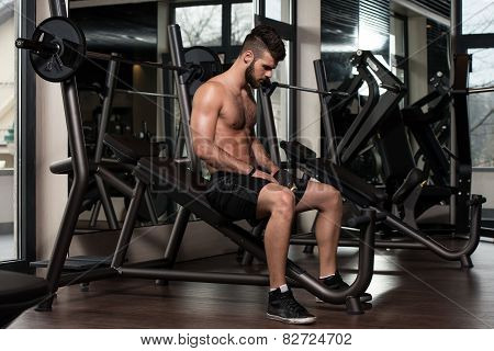 Resting Between Sets And Exercises