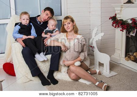 Married Couple With Children