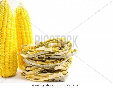 Corn And Pasta