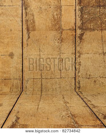 Grunge Old Wood Background