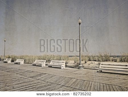 Vintage Boardwalk