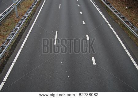 Dutch Highway A1 - Rijksweg  autosnelweg A1