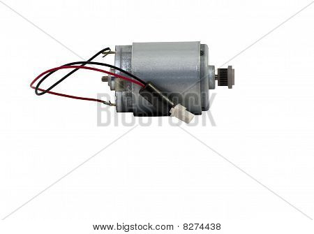 Small Electric Can Motor