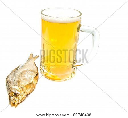 Salted Fish And Beer