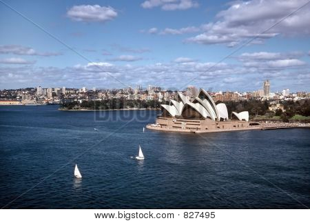 Opera House_Harbour
