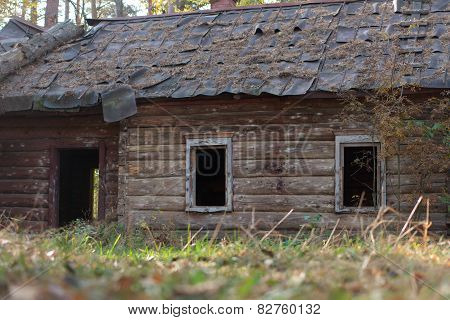 The Old, Wooden House
