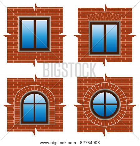 Options window in masonry