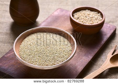 Raw White Quinoa