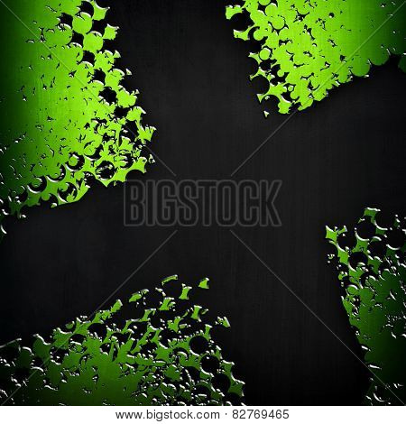 abstract iron background