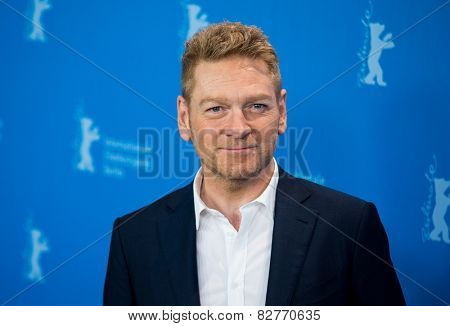 BERLIN, GERMANY - FEBRUARY 13: Kenneth Branagh, 'Cinderella' press conference, 65th Berlinale International Film Festival at Grand Hyatt Hotel on February 13, 2015 in Berlin, Germany