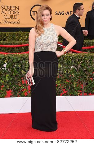 LOS ANGELES - JAN 25:  Natasha Lyonne arrives to the 21st Annual Screen Actors Guild Awards  on January 25, 2015 in Los Angeles, CA