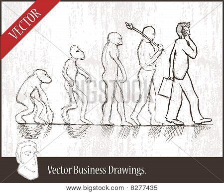 Evolutie.