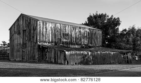 Vintage Farm Shed