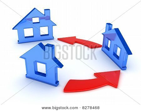 Abstract Homes
