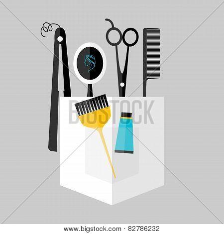 Hair Stylist Instruments